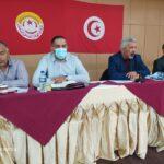 جامعة النقل تُقرّ إضرابا عاما برّا وبحرا وجوّا