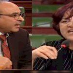 في اجتماع مكتب المجلس: العلوي ينعت سامية عبو بأبشع النعوت ويلعنها