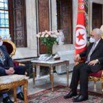 سفير الاتحاد الاوروبي للغنوشي: جاهزون لدعم تونس في مواجهة كورونا والتعاون معها في الملف الليبي