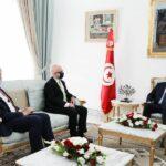في لقاء بالمشيشي: سفيرا فرنسا وايطاليا يُجدّدان استعداد بلديهما للوقوف مع تونس لتجاوز صعوباتها الاقتصادية