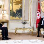 مٌحملا برسالة من تبون: سعيد يستقبل وزير الخارجية الجزائري