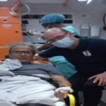 خماخم يصل الى تونس ويُنقل الى المستشفى العسكري