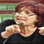 سامية عبّو: غضب قلب تونس على الغنوشي وراء تأجيل جلسة المحكمة الدستورية