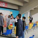 وزارة الصحة: 166093 شخصا تلقّوا تلقيح كورونا منذ بداية حملة التطعيم