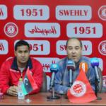 السويحلي الليبي يقدّم مدرّبه التونسي