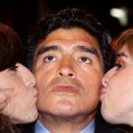 محامي مارادونا يهاجم ابنتي الأسطورة الراحل