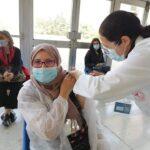 وزارة الصحة: ارتفاع عدد المُلقّحين الى 112254 شخصا و3988 تلقوا الجرعة الثانية