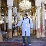 وزارة الشؤون الدينية: اقتصار ارتياد المساجد خلال حظر الجولان على الاطارات المسجدية