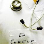 نقابة الأطباء والصيادلة: الحكومة غير جادّة في التعاطي مع مطالبنا والإضراب مازال قائما
