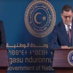 الدبيبة يعلن عن توقيع اتفاقية متعددة البنود بين تونس وليبيا والمشيشي يتعهد بمراجعة القيود المفروضة على دخول الأشخاص والبضائع