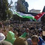انتفاضة القدس: حركة الشعب تدين الصمت العربي الرسمي على جرائم الكيان الصهيوني