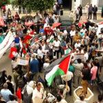 26 حزبا ومنظمة تُشكّل تنسيقية لدعم المقاومة الفلسطينية وتجريم التطبيع وتدعو للاحتجاج أمام مقرات السفارات الداعمة لاسرائيل