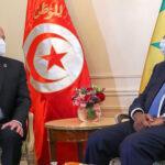 في لقاء بنظيره السينغالي بباريس: سعيّد يدعو للتنسيق في مُعالجة ديون افريقيا