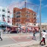 بوشوشة: اندلاع مناوشات بين قوات الأمن وجماهير الافريقي/ فيديو