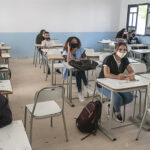 النصيري : نسبة حضور المدرسين يوم امس فاقت نسبة حضور التلاميذ