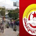 """اتحاد الشغل: على الحكومة تحمّل مسؤوليتها في تتبّع المعتدين على إذاعة """"شمس أف أم"""""""