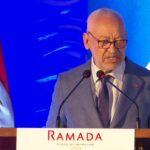 """الغنوشي: """"تونس تُواجه إشكاليات في تسديد ديونها  ومطلوب توحيد صوتها في التعامل مع العالم"""""""