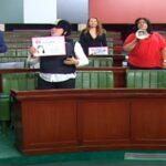 """نواب الدستوري الحرّ يرفعون شعار """"ديقاج"""" في وجه وزيرة التعليم العالي ويتسبّبون في ايقاف الجلسة العامة"""