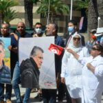 جمعية القضاة تطالب برفع فوري لاعتصام بمكتب قاضي التحقيق المتعهّد بملف نبيل القروي