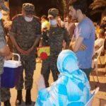 العميد مرابط : وحدات الجيش طعّمت 9000 مواطن في عمق صحراء تطاوين وفي منازلهم