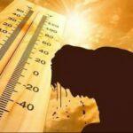 محرز الغنوشي: درجات الحرارة ستتجاوز المعدلات العادية نهاية الاسبوع وقد تبلغ 50 درجة