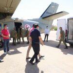 قفصة: وصول طائرة عسكرية ثانية مُحمّلة بمعدات وتجهيزات طبيّة