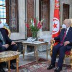 سفير تركيا يُوجّه دعوة للغنوشي لزيارة بلاده ويعلن عن تمكين تونس من مساعدات وتجهيزات طبية تركية
