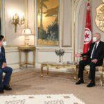 سلّمها له وزير الخارجية: رسالة شفوية من الملك المغربي لسعيّد