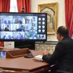 مجلس الوزراء يُصادق على مشروع قانون حالة الطوارئ الصحية وعدد من الأوامر الحكومية