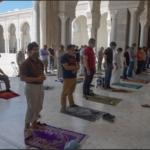 إعادة فتح دور العبادة والمساجد بولايات تونس الكبرى وتعليق صلاتي الجمعة والعيد