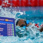 تونس حاضرة في نهائي 400 متر سباحة حرة