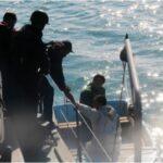 """وزارة الدفاع: إنقاذ 47 """"حارقا"""" قبالة سواحل جرجيس"""