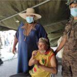 تطاوين: تطعيم اكثر من 10 آلاف شخص في حملة الصحة العسكرية