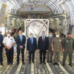 وصول 20 طنا من الأوكسيجين مساعدات من الكويت إلى تونس