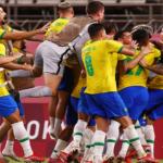 المنتخب البرازيلي يعبر الى نهائي أولمبياد طوكيو