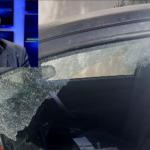 بن أحمد: تهشيم نافذة سيارتي وبعثرة محتوياتها