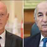 الرئاسة الجزائرية: سعيّد اتصل بتبون وسخّر مروحية  مُخصّصة لإطفاء الحرائق