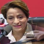 روضة القرافي: لا للتغطية على القضاة الذين تلاحقهم شبهات خطيرة وجدّية