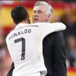 أنشيلوتي يطلب عودة رونالدو إلى ريال مدريد