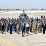 قيس سعيّد يُشرف على موكب توديع بعثة تونس العسكرية إلى إفريقيا الوسطى