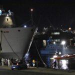"""وكالة """"اكي"""" : وصول 67 """"حارقا"""" في ليلة الى لامبيدوزا  أغلبهم تونسيون"""