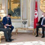 الرئاسة: سعيّد أبلغ سفير أمريكا استياء تونس من إدراج الأوضاع فيها بجدول أعمال الكونغرس