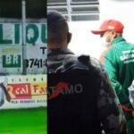 بتهمة الشروع في القتل: اعتقال لاعب فوق أرضية الملعب بعد اعتدائه على حكم